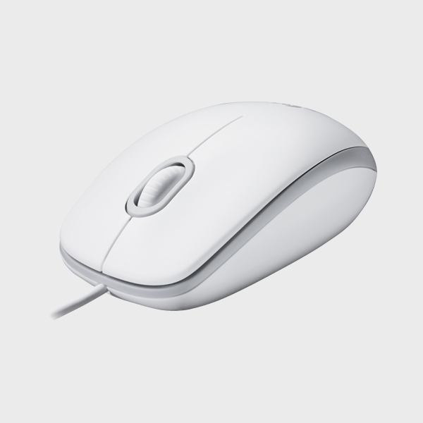 MOUSE M100 USB WHITE