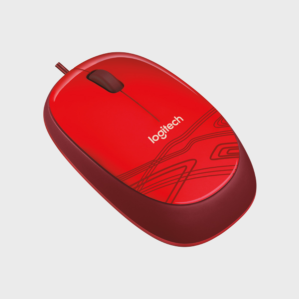 MOUSE M105 RF RED