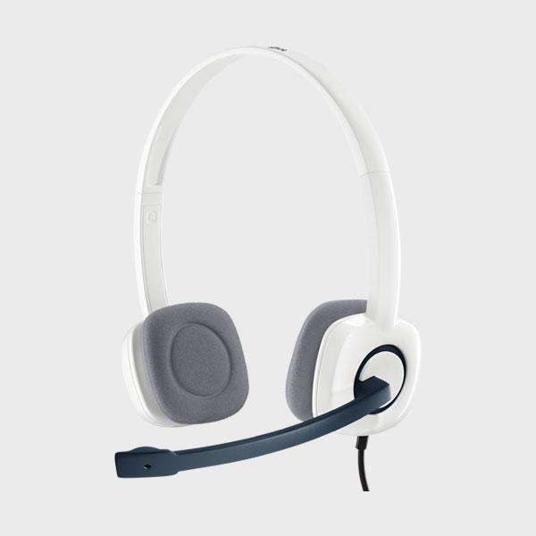 HEADSET H150 CLOUD WHITE