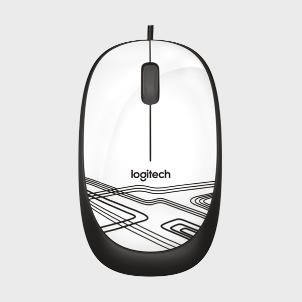 MOUSE M105 RF WHITE