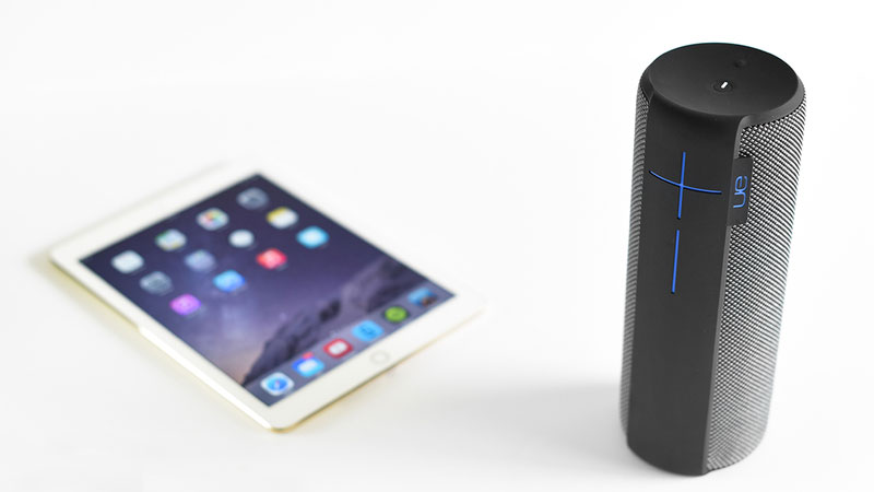 UE MEGABOOM BLACK CHARCOAL