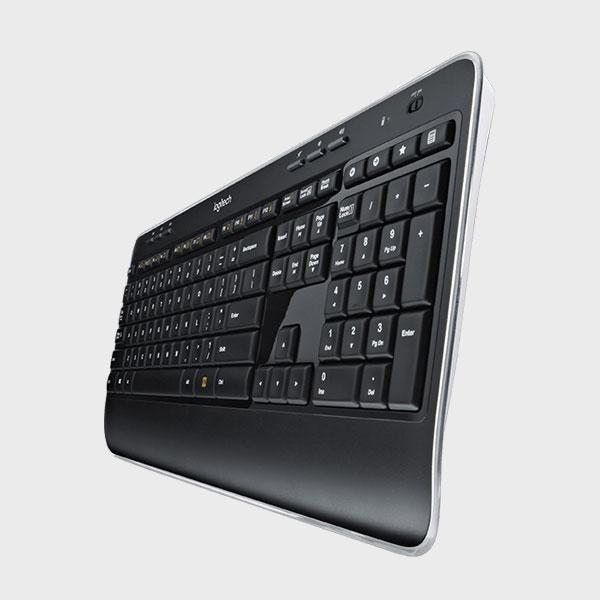 DESKTOP COMBO MK520 RF BLACK