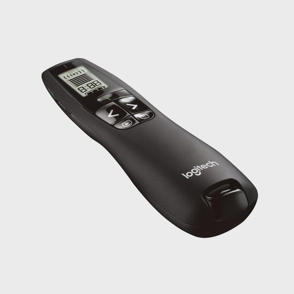 PRESENTER R700 RF BLACK