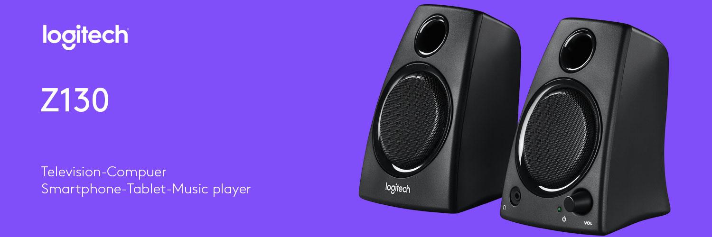 SPEAKER Z130 ANALOG BLACK
