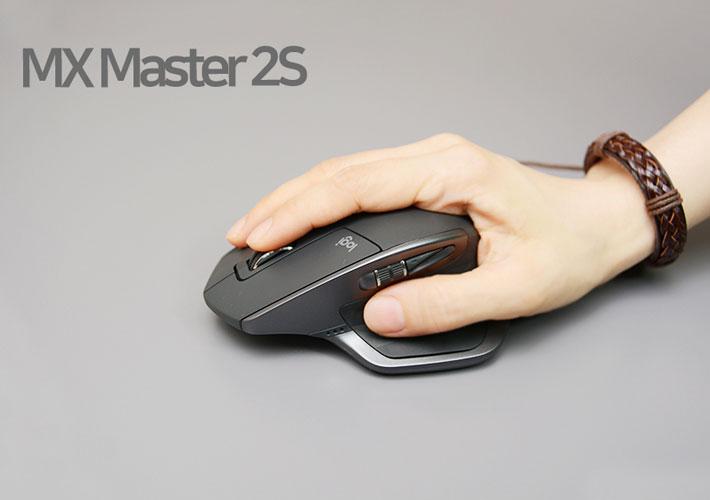 ماوس MX MASTER 2S با قابلیت اتصال به سه دستگاه