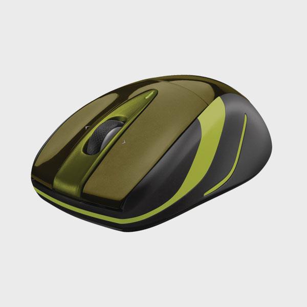 ماوس لاجیتک سبز MOUSE M525