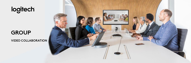ویدئو کنفرانس لاجیتک GROUP VIDEO CONFERENCING USB BL