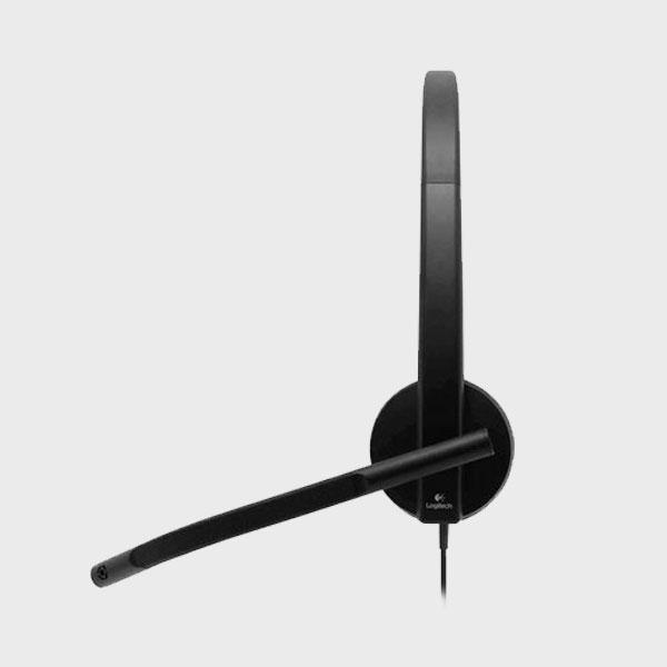 هدست لاجیتک HEADSET H570e USB MONO
