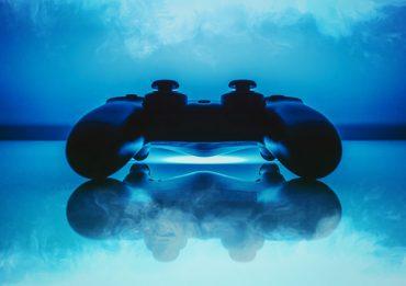 دسته بازی Gaming با سنسور حرارتی