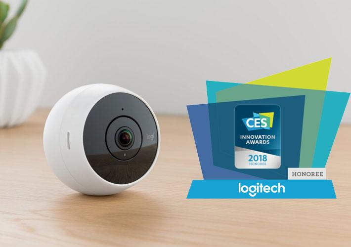 لاجیتک در فهرست جوایز نمایشگاه CES 2018