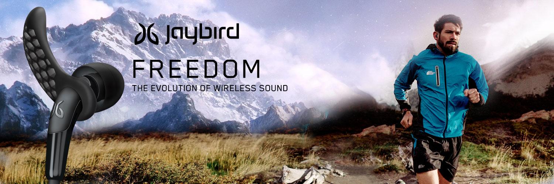 هندزفری بلوتوث جی برد JAYBIRD FREEDOM HEADPHONE BLACK