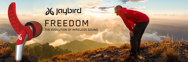 هندزفری بلوتوث جی برد JAYBIRD FREEDOM HEADPHONE RED