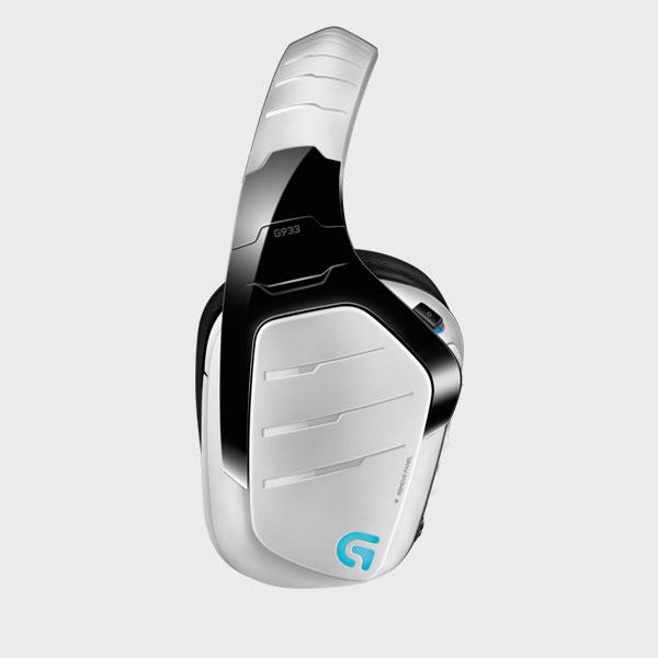هدست گیمینگ لاجیتک جی GAMING HEADSET G933 WHITE