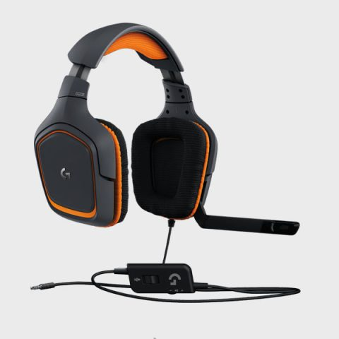 هدست گیمینگ لاجیتک جی GAMING HEADSET G231