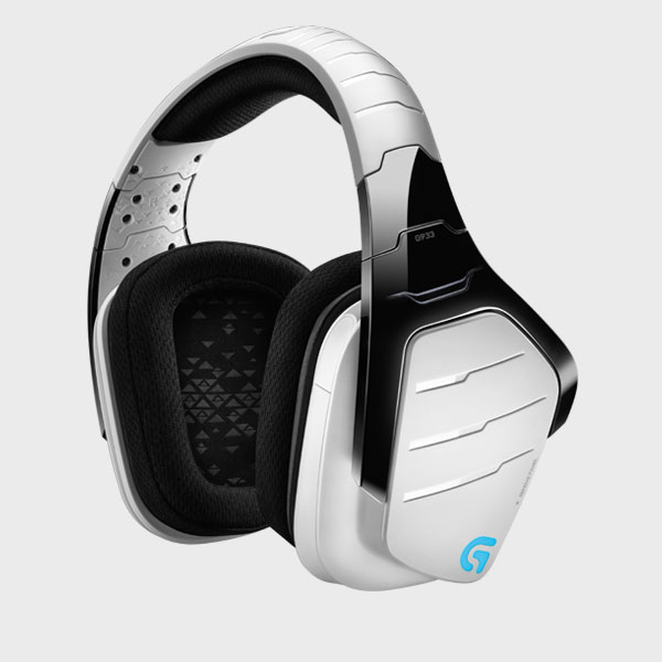 هدست گیمینگ لاجیتک جی GAMING HEADSET G933 WHITE