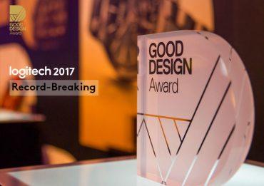 لاجیتک رکورد جایزه طراحی در سال 2017 را شکست