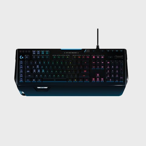 کیبورد لاجیتک جی KEYBOARD G910 Spectrum