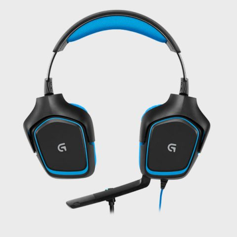 هدست گیمینگ لاجیتک جی Gaming Headset G430