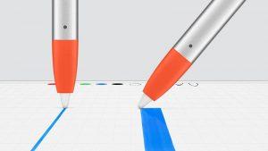 قلم آی پد لاجیتک با نام Logitech Crayon Digital iPad