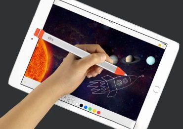 قلم آیپد لاجیتک با نام Logitech Crayon Digital iPad