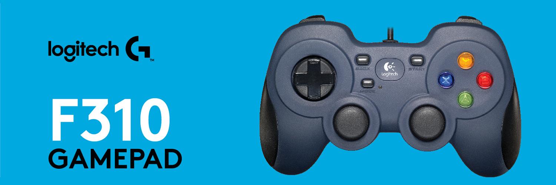 دسته بازی Logitech® Gamepad F310