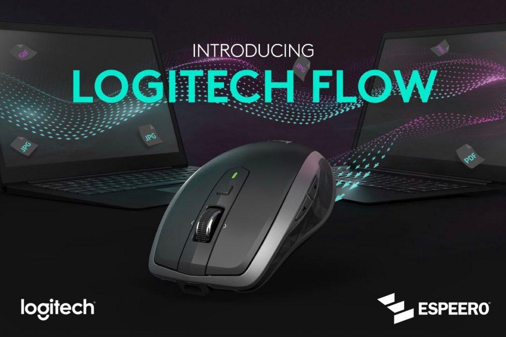 تکنولوژی Logitech Flow