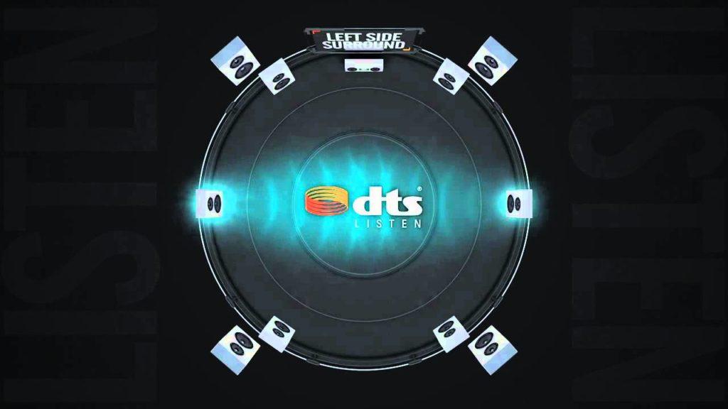 تکنولوژی DTS Heaphone