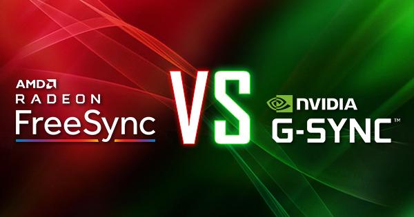 تفاوت g sync و freesync