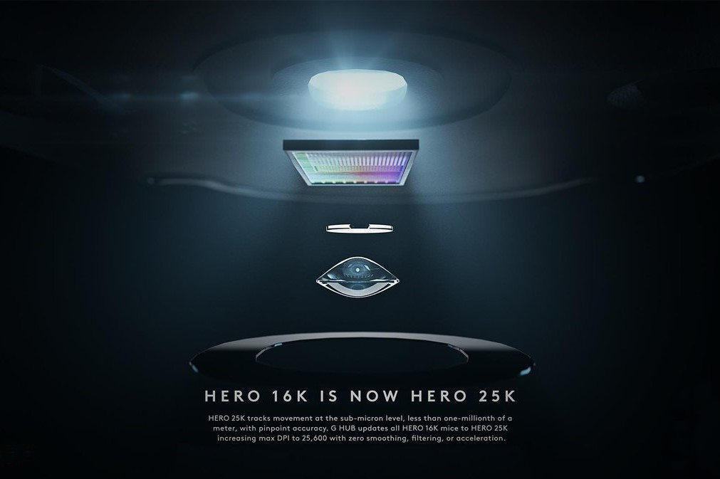 سنسور HERO 25K