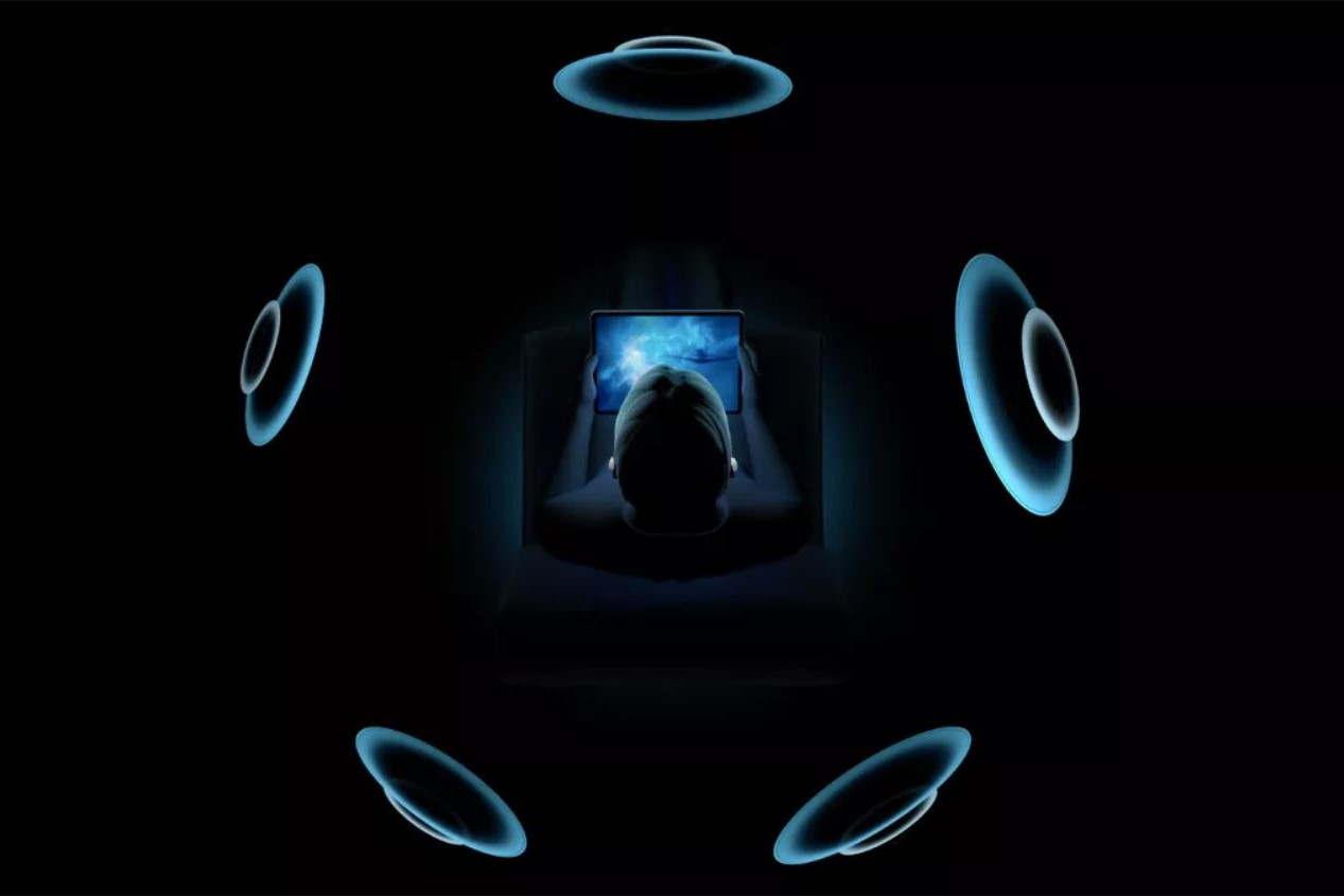 قابلیت صدای 3 بعدی