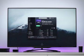 استفاده از تلویزیون به جای مانیتور
