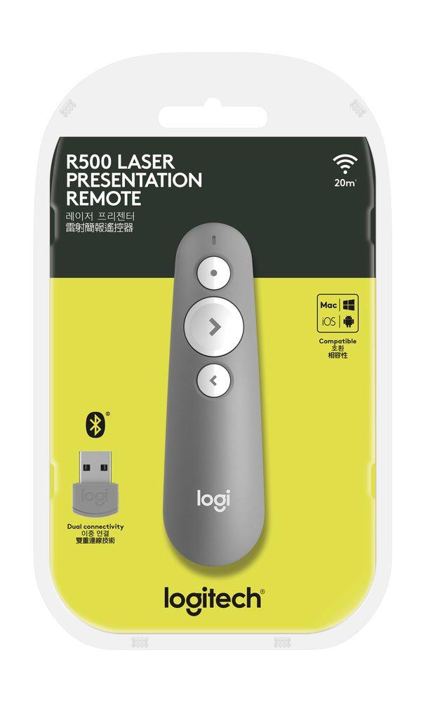پرزنتر بی سیم لاجیتک R500